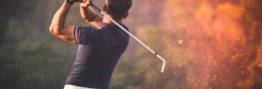 devenir un golfeur professionnel